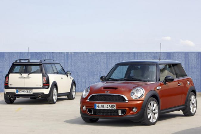 Mini facelift voor de Mini