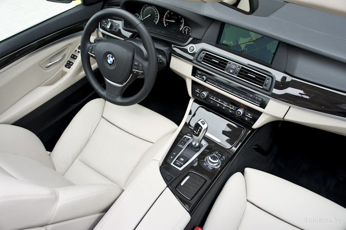 BMW 5 ActiveHybrid 2012