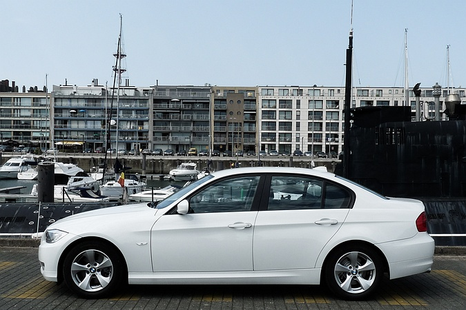 Rijtest BMW 320d Efficient Dynamics Edition