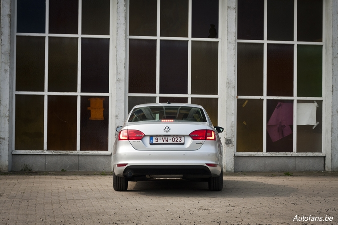Rijtest: Volkswagen Jetta 1.6 TDI BlueMotion Technology