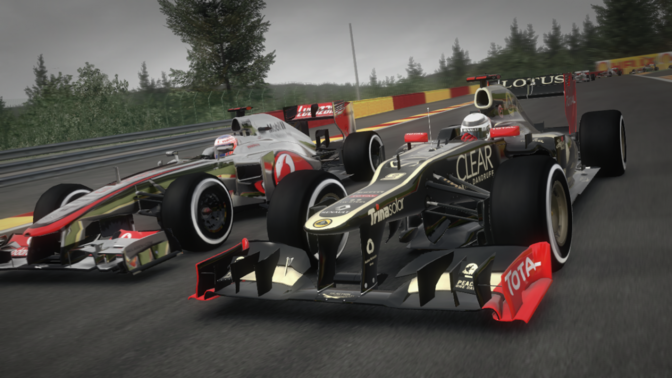 F1 2012 game