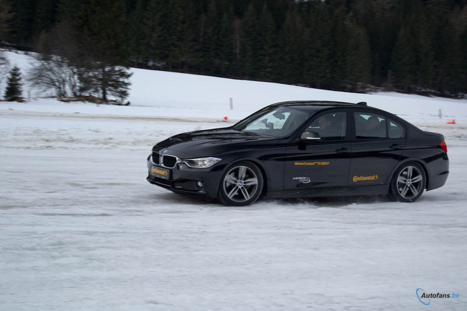 Wintertest: Continental WinterContact TS 850 P