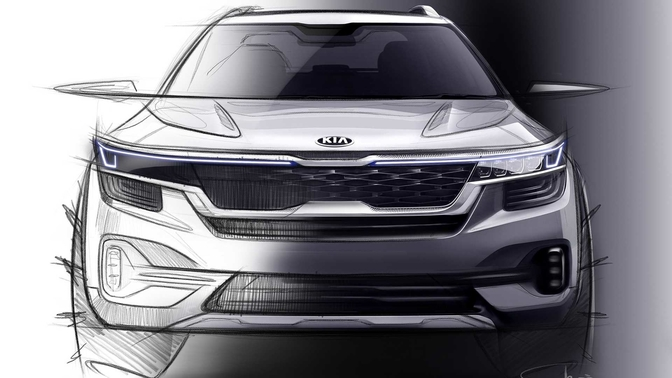 kia global small crossover 2019