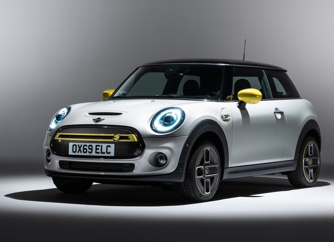 Mini next generation EV