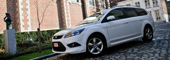 Rijtest Ford Focus Econetic 2