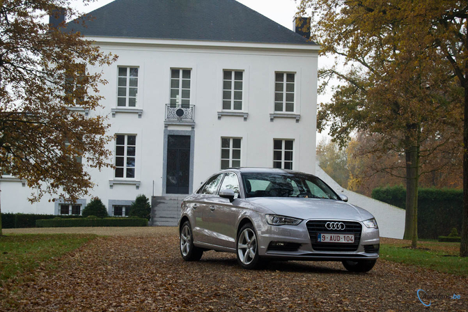 Audi A3 is World Car of the Year 2014