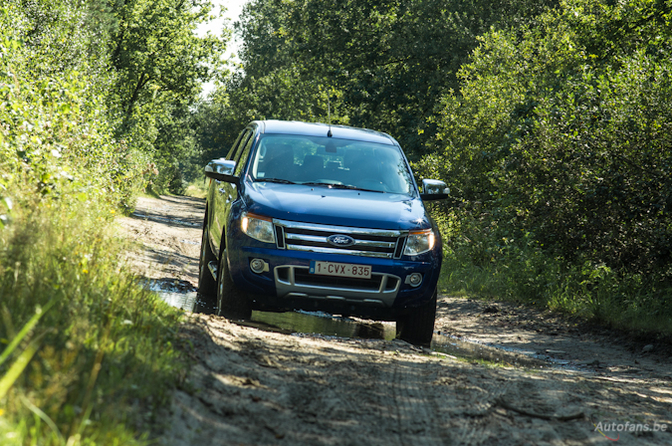 Ford Ranger Double Cab Limited