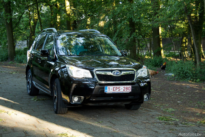 subaru-forester-turbo-rijtest
