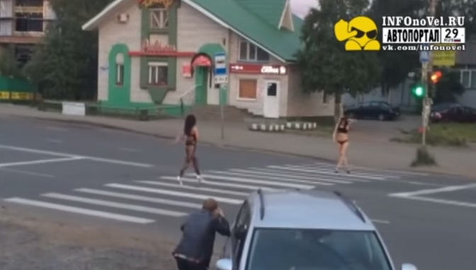 russia dashcam eyes on the road