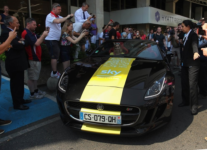 f type froome
