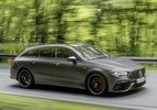 Mercedes-AMG CLA45 Shooting Brake (official) 2019