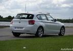 BMW F20 116d Efficient Dynamics Rijtest 10