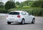 BMW F20 116d Efficient Dynamics Rijtest 5