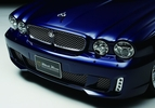 Jaguar XJ X350 Black Bison by Wald (3)