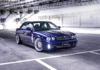 Jaguar XJ X350 Black Bison by Wald (7)