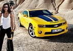 Camaro European Launch Wallpaper 004