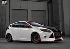 Ford Focus Bojix Design Sema Show 002