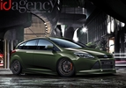 Ford Focus ID Agency Sema Show 005