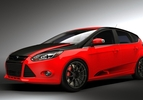 Ford Focus Steeda Sema Show 007