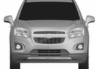 Chevrolet small SUV render leaked 002
