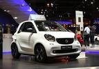 10 elektrische auto's Autosalon Brussel 2019