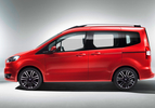 2014 Ford Tourneo Courier