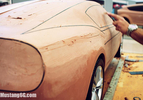 2015 Ford Mustang S550 leaked