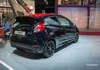 Ford-Fiesta-Black Edition en Red Edition Parijs2014