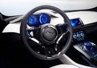 Jaguar iQ[Al] platform en C-X17 Sport Crossover