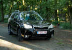 2012 Subaru Forester Turbo (rijtest)