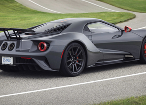 Ford GT Carbon Series 2018