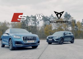 Audi SQ2 VS Cupra Ateca