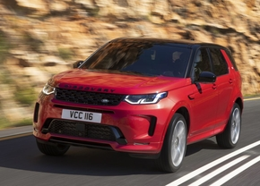 Land Rover Discovery Sport facelift (2019)