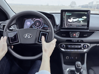 hyundai digital cockpit 2019