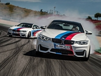 BMW-M4-Drifting