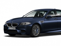 bmw M5 facelift lek 2013