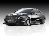 Mercedes CLA Piecha Design