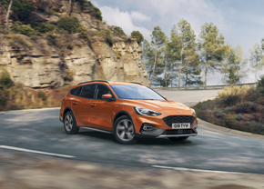 ford focus active clipper 2018