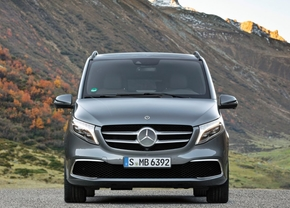 Mercedes-Benz V-Klasse facelift 2019