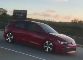 volkswagen golf leaked fake