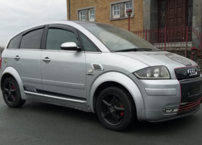 audi a2 tuning