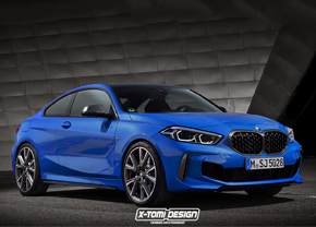 bmw 2 series coupe 2020 Render