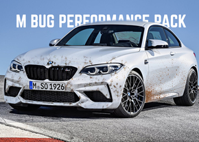 bmw m bug performance front