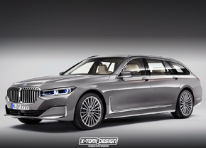 bmw 7 series touring