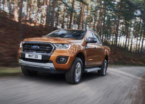 ford ranger facelift 2019