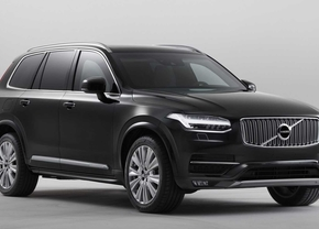 volvo xc90 armored 2019 trasco