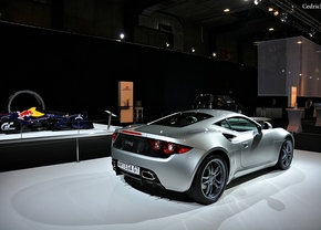 Autosalon Brussel 2013: Dream Cars for Wishes