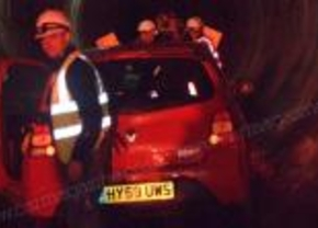 Top Gear caught Renault Twingo