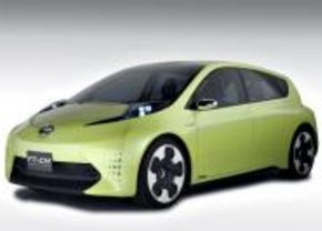 Toyota FT-CH Compact=