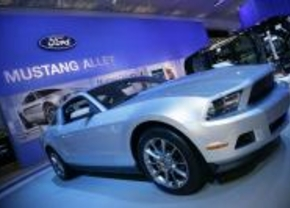 Ford Mustang 2010 Detroit